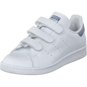 Adidas Originals Stan Smith Cf Ftwwht/ftwwht/croyal, Kengät, Tennarit ja Urheilukengät, Sneakerit, Valkoinen, Unisex, 36