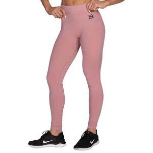 Better Bodies Rockaway Leggings, Heather Pink, Xl