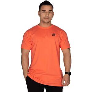 Better Bodies Stanton Oversize Tee, Coral Orange, M