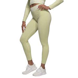 Better Bodies Rib Seamless Leggings, Mellow Green Melange, S