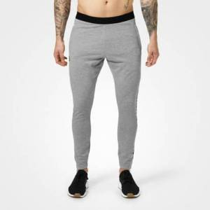 Better Bodies Hudson Jersey Pants Greymelange, Xxl