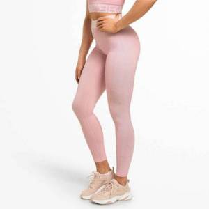 Better Bodies Sugar Hill Tights, Pale Pink, M