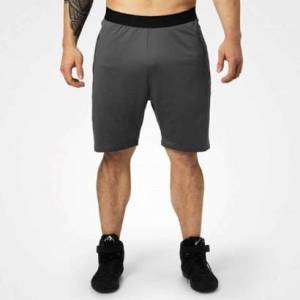 Better Bodies Brooklyn Gym Shorts Iron, S