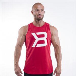 Better Bodies Brooklyn Tank Bright Red, Xxl