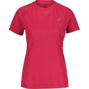 Asics So Sport R Tee W F Treeni COSMO PINK  - Size: Extra Small