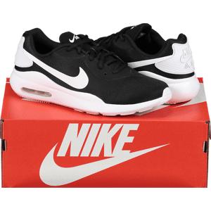 Nike So Air Max Oketo M Tennarit BLACK/WHITE  - BLACK/WHITE - Size: US 7.5