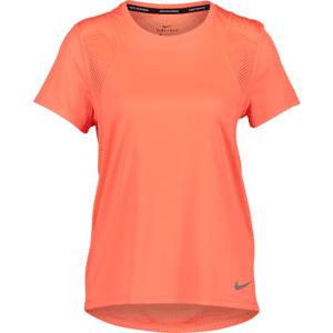 Nike So Nk Run Top W Treeni BRIGHT MANGO  - Size: Extra Small