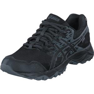 Asics Gel Sonoma 3 Gtx Black/Onyx/Carbon, Sko, Sneakers & Sportsko, Løpesko, Grå, Herre, 42