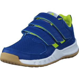 adidas Sport Performance Fortagym Cf K Collegiate Royal/Semi Solar Ye, Sko, Sneakers & Sportsko, Vandresko, Blå, Unisex, 32