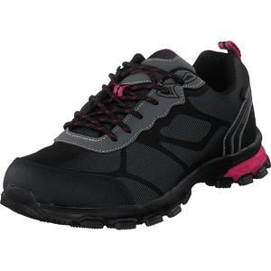 Halti Dovi Low Dx W Black, Sko, Sneakers & Sportsko, Vandresko, Svart, Dame, 40