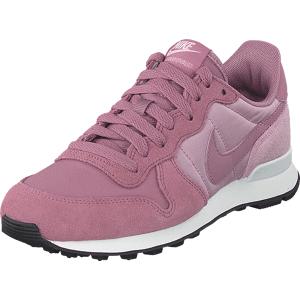Nike Wmns Internationalist Shoe Plum Dust/plum Chalk-black, Sko, Sneakers & Sportsko, Løpesko, Rosa, Dame, 36