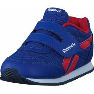 Reebok Classic Royal Cljog 2 Kc Sport-Collegiate Royal/Red/Nav, Sko, Sneakers & Sportsko, Lave Sneakers, Blå, Barn, 22
