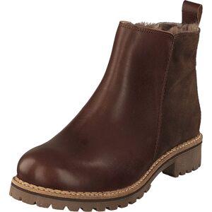 Shepherd Ellinor Brown, Sko, Boots, Chelsea boots, Brun, Dame, 39