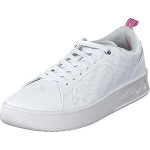 Ellesse Mezzaluna Lthr White, Sko, Sneakers & Sportsko, Lave Sneakers, Hvit, Dame, 40