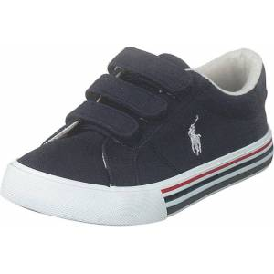 Ralph Lauren Junior Edgewood Ez Navy, Sko, Sneakers & Sportsko, Lave Sneakers, Blå, Barn, 31