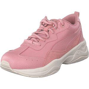 Puma Cilia Lux Bridal Rose-puma Silver, Sko, Sneakers og Treningssko, Løpesko, Rosa, Sølv, Dame, 40