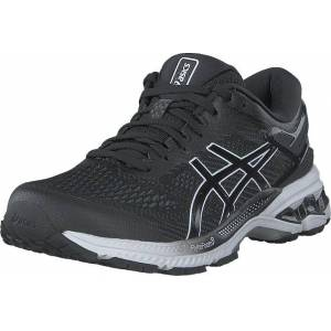 Asics Gel-kayano 26 Black/white, Sko, Sneakers og Treningssko, Løpesko, Svart, Dame, 40