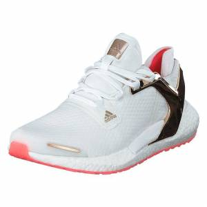 adidas Sport Performance Alphatorsion Boost Ftwr White/copper Met./signal, Dame, Shoes, brun, UK 5