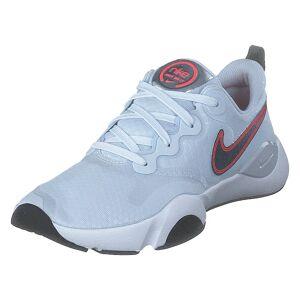 Nike Wmns Speedrep Football Grey/football Grey, Dame, shoes, blå, EU 40
