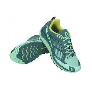Scott T2 Kinabalu 3,0 kvinner trail running sko grønn