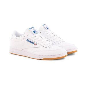 Reebok Club C85 Sneaker White/Royal