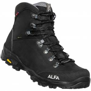 Alfa Synshorn Perform GTX, fjellstøvel dame 40 BLACK