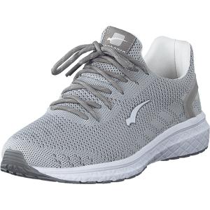 Bagheera Nitro Grey/light Grey, Skor, Sneakers & Sportskor, Sneakers, Grå, Dam, 37