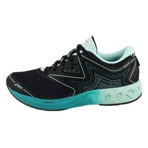Asics Running Shoes for Adults Asics NOOSA FF Svart Blå Vit - 11.5