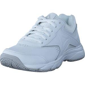 Reebok Work N Cushion 3.0 White/Steel, Skor, Sneakers & Sportskor, Sneakers, Vit, Dam, 36