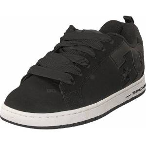 DC Shoes Court Graffik Se Black Camo, Skor, Sneakers & Sportskor, Sneakers, Svart, Herr, 44