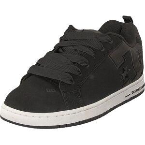 DC Shoes Court Graffik Se Black Camo, Skor, Sneakers och Träningsskor, Sneakers, Svart, Herr, 40