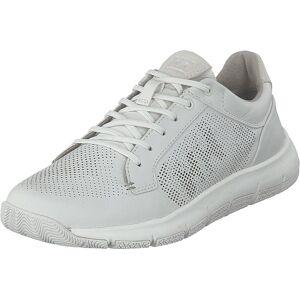 Helly Hansen W Skagen Leather Shoe White, Skor, Sneakers & Sportskor, Sneakers, Vit, Dam, 40