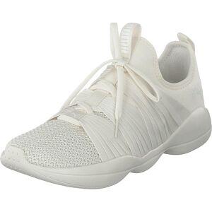 Puma Flourish Wn's Whisper White-puma White, Skor, Sneakers & Sportskor, Sneakers, Vit, Dam, 36