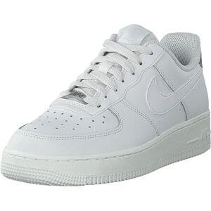 Nike Wmns Air Force 1 Se Platinum Tint/white, Skor, Sneakers & Sportskor, Låga sneakers, Vit, Dam, 38