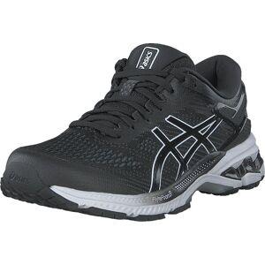 Asics Gel-kayano 26 Black/white, Skor, Sneakers och Träningsskor, Löparskor, Svart, Dam, 38