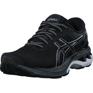 Asics Gel-kayano 27 Black/pure Silver, Skor, Sneakers och Träningsskor, Löparskor, Svart, Silver, Dam, 41