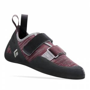 Black Diamond Women's Momentum Climbing Shoes Lila