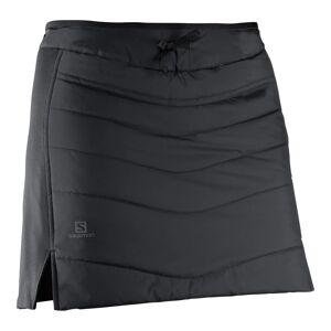 Salomon Women's Drifter Mid Skirt Svart
