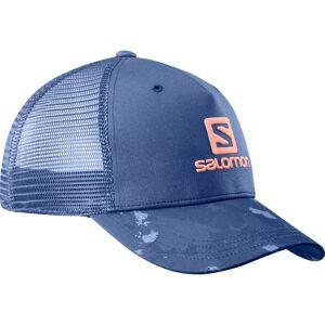 Salomon Women's Cap Mantra Logo Blå