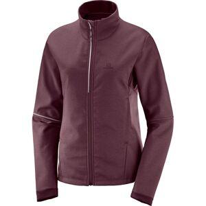 Salomon Women's Agile Softshell Jacket Lila