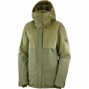 Salomon Women's Proof LT Insulated Jacket Grön