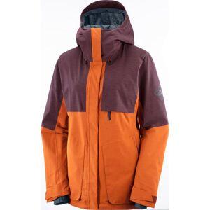 Salomon Women's Proof LT Insulated Jacket Orange