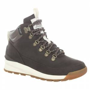 The North Face Women's Back-To-Berkeley Mid Waterproof Brun