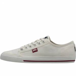 Helly Hansen W Fjord Canvas Shoe V2 37 White
