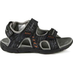 Bagheera Spirit Sandal, Black/Grey 30