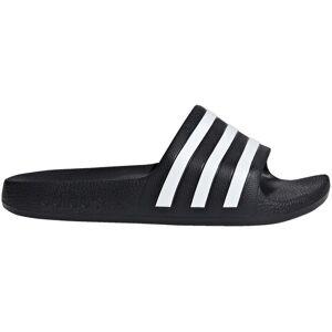 Adidas Adilette Aqua Slides Tofflor, Black 31