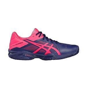 Asics Gel-Solution Speed 3 Women Indigo Blue/Diva Pink Size 37 37