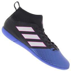 adidas Chuteira Futsal adidas Ace 17.3 Primemesh IN - Adulto - PRETO/BRANCO