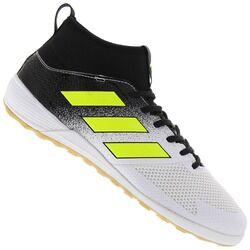 adidas Chuteira Futsal adidas Ace 17.3 Primemesh IN - Adulto - BRANCO/PRETO