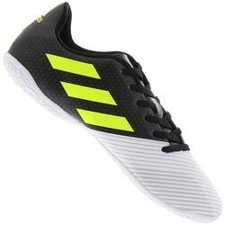 adidas Chuteira Futsal adidas Artilheira II IN - Adulto - PRETO/AMARELO